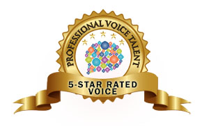 Celia Lynn is a 5-Star Voice Realm Voice Talent